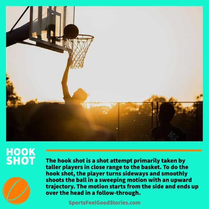 Hook Shot in Basketball