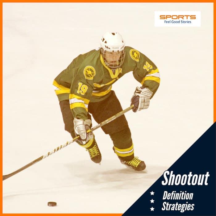 Shootout in hockey