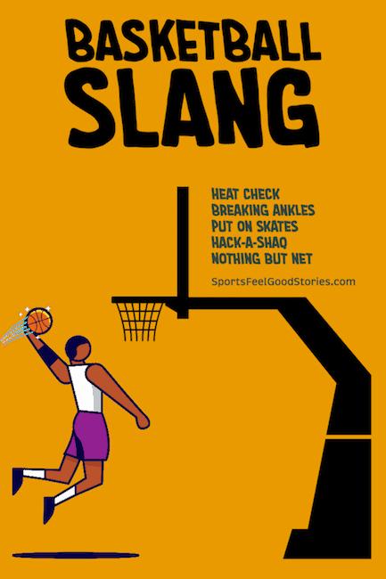 Cool basketball lingo