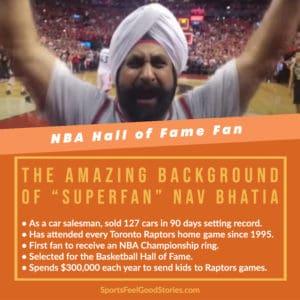 NBA Superfan
